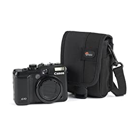 Lowepro G-Res 10 Camera Pouch (Black)