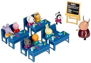 giochi preziosi 4959 1er age peppa pig la salle de classe jeux et jouets. Black Bedroom Furniture Sets. Home Design Ideas
