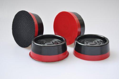 vibration dening pads for washing machine