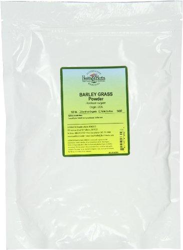 Alternative Health & Herbs Remedies Barley Grass Powder, 8-Ounce Bag