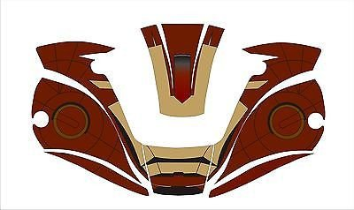 MILLER-digital-ELITE-257213-WELDING-HELMET-WRAP-DECAL-STICKER-welder-iron-man