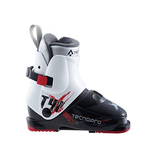 TECNOPRO Ski-Stiefel T40, schwarz/weiss,24