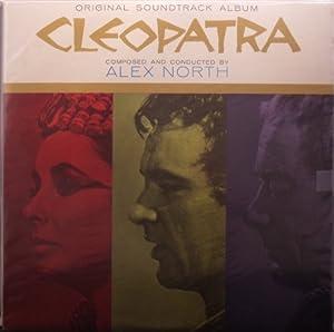 Alex North Cleopatra Banda Sonora Del Film
