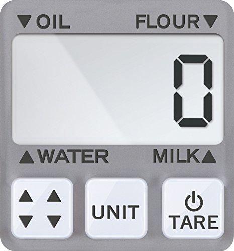 Soehnle 2046550 Baking Star Balance de Cuisine Electronique Plastique 24 x 18,5 x 16 cm