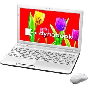 東芝 ノートパソコン dynabook T451/34EW(Office H&B搭載) PT45134ESFW