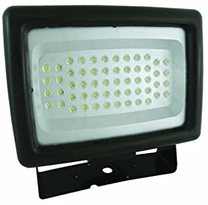 Vanity Lights Wattage : Lumateq LB170-BRZ-110-00 LED Blaster Light, 170-watt, Bronze - Vanity Lighting Fixtures - Amazon.com