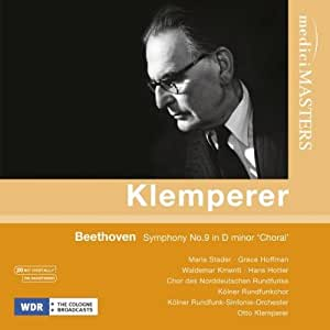 Klemperer Conducts Beethoven