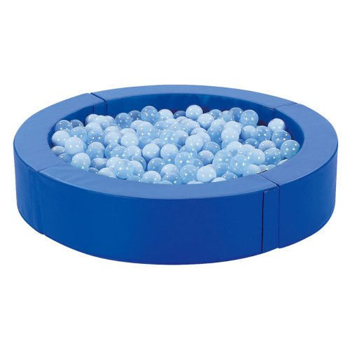 Wesco Wesco Jacuzzi Ball Pool, Blue, Foam front-916473