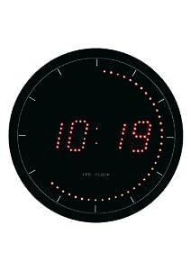 Unilux 100340861 Pendule Noir