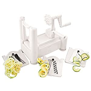 World Cuisine Vegetable Spiralizer