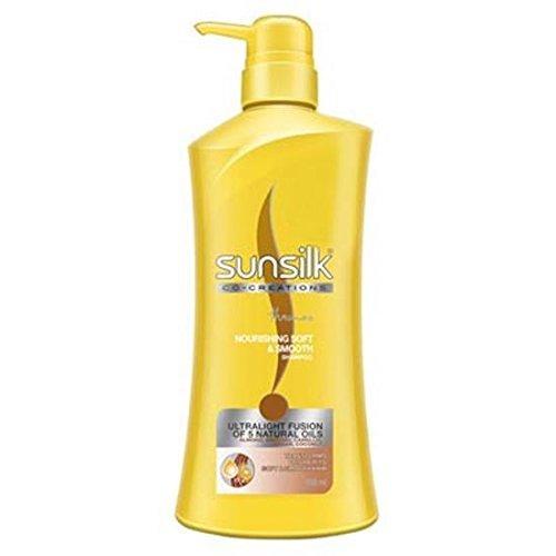 Sunsilk Crema Nutriente Shampoo morbida e liscia 650ml/21.97oz