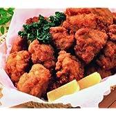 ニチレイ)鶏もも唐揚げ1kg
