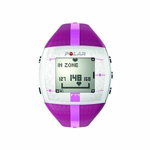 POLAR Damen Herzfrequenzmessgerät Ft4f, Purple Pink, 90051035