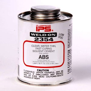 Weld-On ABS Solvent Cement