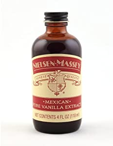 Nielsen-Massey Vanilla Extract, Mexican, 4 Ounce