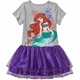 Disney Little Mermaid Ariel Girls' Dress Size 4/5