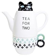 Shinzi Katoh Tea For Two CAT SKTFT-01