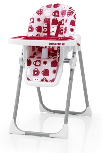 Cosatto Noodle Highchair (Tea Party)