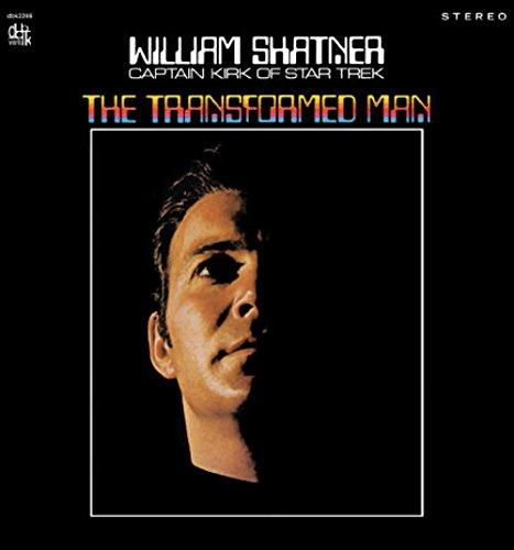 William Shatner - Transformed Man (Limited Edition Red Vinyl) - Zortam Music