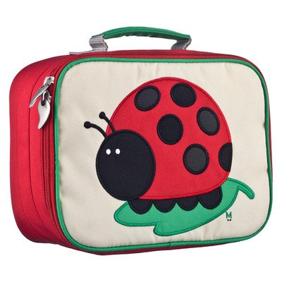 Beatrix New York Lunch Box: Juju, Red