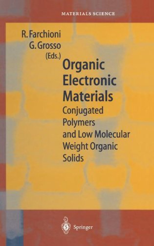 Organic Electronic Materials: Conjugated Polymers and Low Molecular Weight Organic Solids (Springer Series in Materials Science)