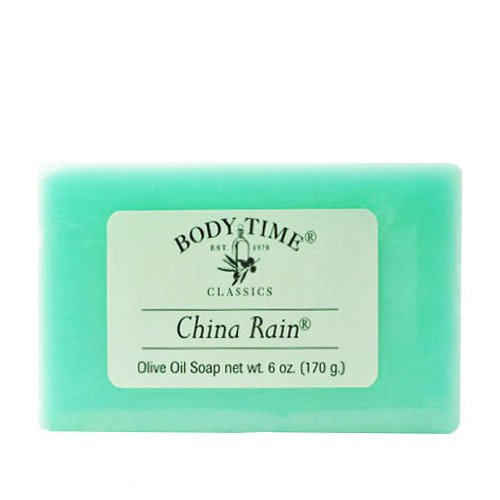 China Rain® Olive Oil Soap-6 Oz.