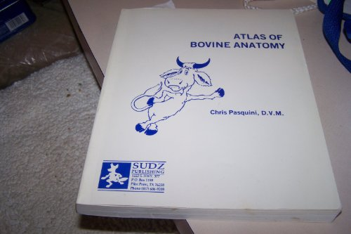 Atlas of Bovine Anatomy PDF