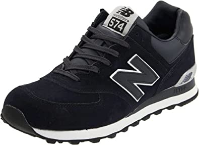 New Balance Men's ML574 Nubuck Sneakers  Review Prices
