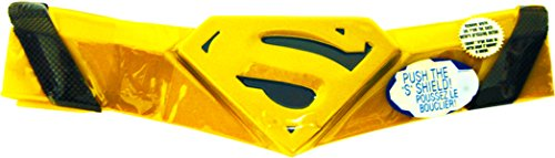 Morris Costumes Men's Superman Child Deluxe Belt