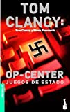 Op-Center. Juegos de Estado (Booket Logista)