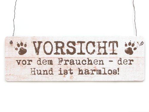 Shabby Vintage Schild Dekoschild Türschild