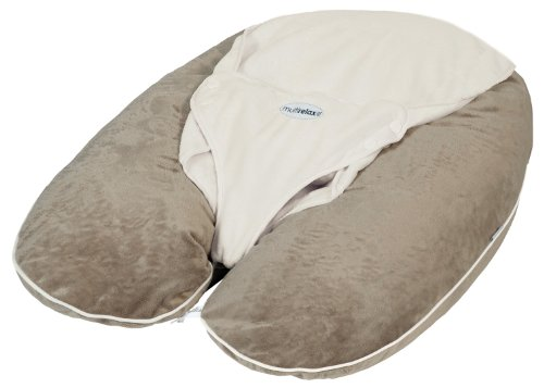 Candide Baby Group Multirelax 3 In 1 Maternity Cushion Pillow, Hazel/Ivory