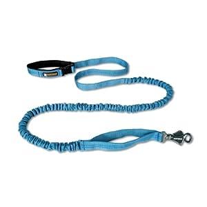 Ruffwear Roamer Expandable Dog Leash, Large, Glacial Blue