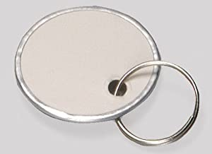 Hy-Ko Paper Id Tags W/Ring Clamshell 25
