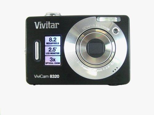 Vivitar ViviCam 8320