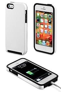 Acase iPhone 5s Case / iPhone 5 case - Superleggera PRO Dual Layer Protection case (White)