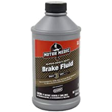 Motor Medic by Gunk M4312 DOT 3 Super Heavy Duty Brake Fluid - 12 oz.