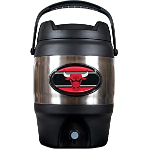 NBA 3 Gallon Stainless Steel Jug by Great American Products