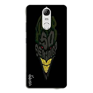 Premium Quality Mousetrap Printed Designer Full Protection Back Cover for Lenovo K5 Note
