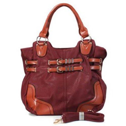 Mylux Handbag Y261-3 Red