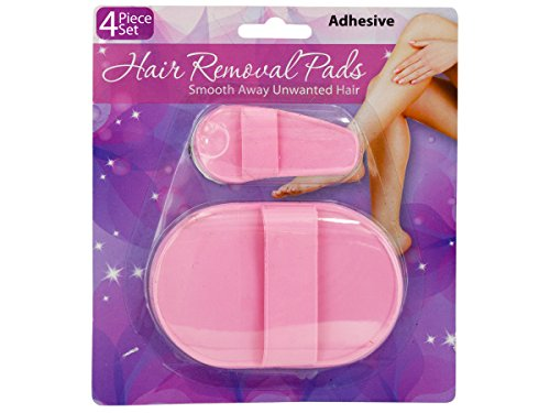 Wholesale Hair Removal Pads - Set of 54, [Personal Care, Disposable Razors]