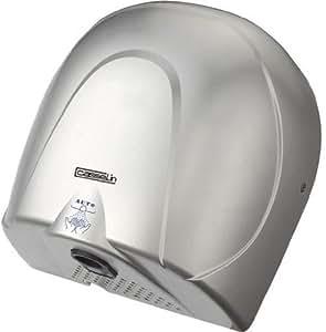 Casselin - csm2g - Sèche-mains air chaud ou froid 900w gris