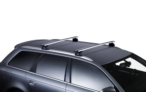 Thule Arb43 Aeroblade 43-Inch Roof Rack Bars front-849642