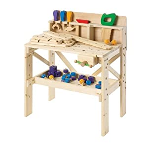 Toy Wildwood Workbench