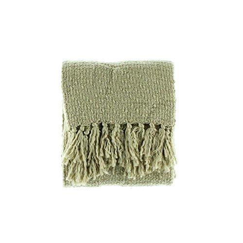 Gold Throw Blanket front-1065614