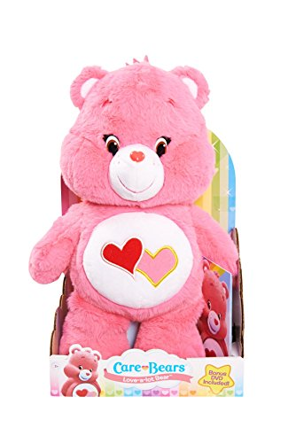 just-play-care-bears-love-a-lot-medium-plush-with-dvd