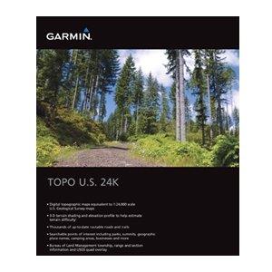 Garmin, Topo U.S. 24K Northern Plains Maps For Dakota 20, N vi 12Xx, 13Xx, 14Xx, 1690, 465, 85X, 88X, Oregon 300, 400, 450, 550, Zumo 660