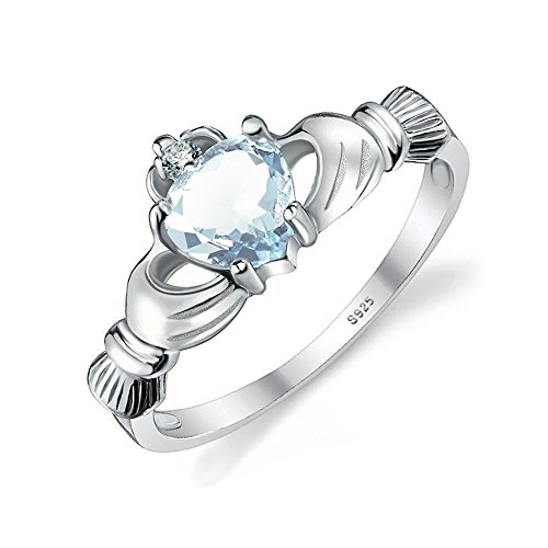 100-natural-aquamarine-irish-celtic-claddagh-ring-solid-silver-plated-love-heart-women-fine-gemstone
