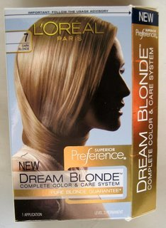 L'Oréal Dream Blondes Hair Color - Dark Blonde 7
