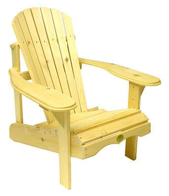Buy Low Price Bear Chair Bear Chair BC800P Pine Loveseat Kit (BC800P)